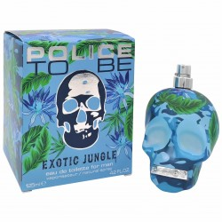 POLICE | TO BE | EXOTIC JUNGLE | 125 ML | EDT